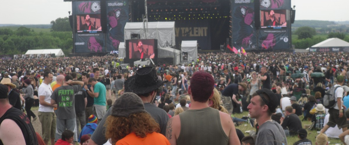 Download Festival 2009 Billy Talent